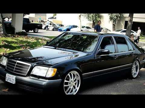 Он вам не Семёрка / Mercedes-Benz w140 s600
