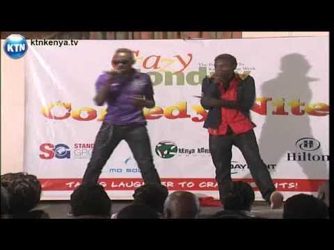 Crazy Monday Comedy Nite Fred Omondi song