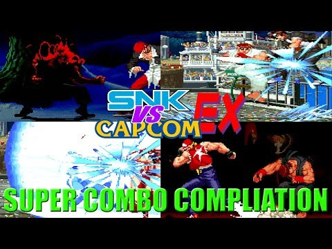 Mugen/Ikemen - SNK vs. Capcom EX combo Compliation from YouTube · Duration:  6 minutes 57 seconds