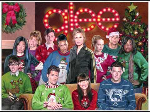 Glee  O Holy Night Instrumental