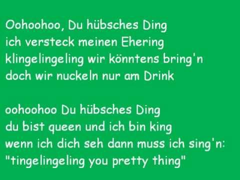 Seeed Ding lyrics