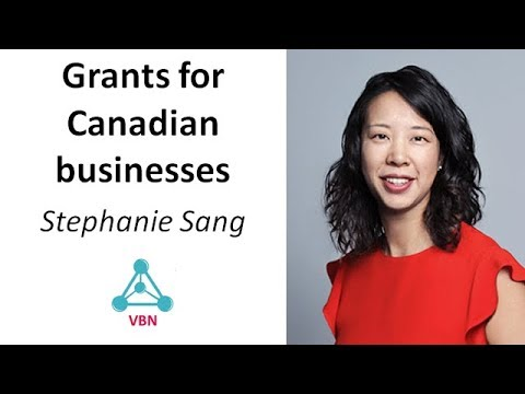 Grants For Canadian Businesses