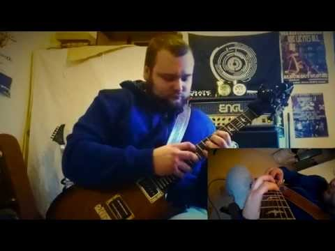 Raven Guitars UK String Mute test