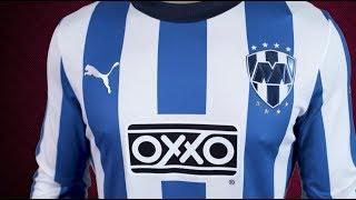Monterrey Jersey mundial de clubs