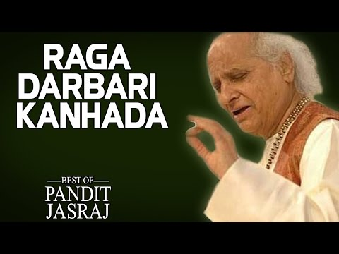 Raga Darbari Kanhada - Pandit Jasraj (Album: The Best Of Pandit Jasraj)