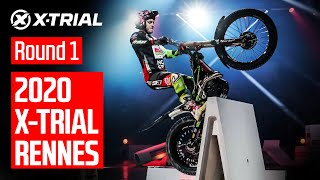 Toni Bou starts dominating Round 1 in Rennes.