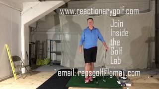 Developing your proprioception - kinesthetic awareness.