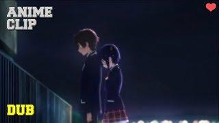 """Cutest Anime Couple"" Chuunibyou Rikka & Yuuta's Confession (English Dub)"