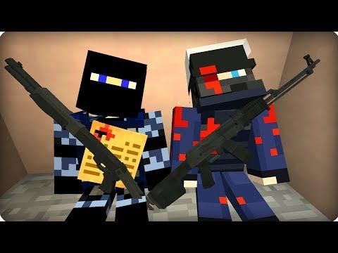 😨Они пытались выжить [ЧАСТЬ 22] Зомби апокалипсис в майнкрафт! - (Minecraft - Сериал)