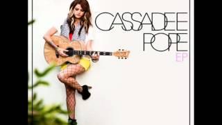 Cassadee Pope-Secondhand (lyrics)