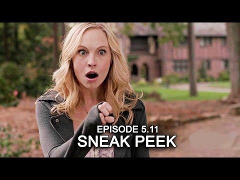 The Vampire Diaries 5x11 Webclip #2 - 500 Years of Solitude