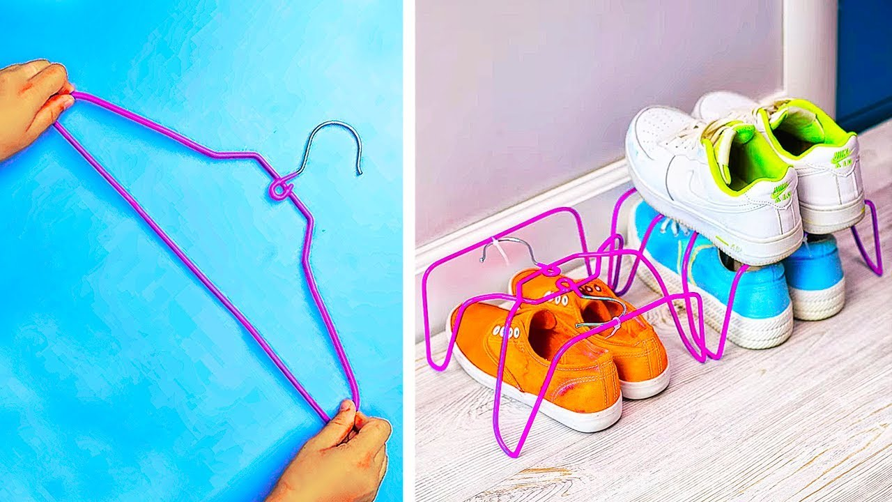 15 USEFUL HACKS FOR YOUR HOME - YouTube