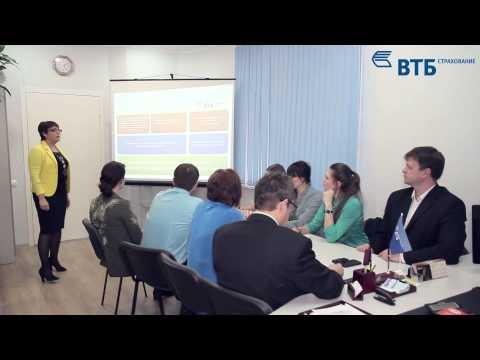 ВТБ Страхование - Корпоративное видео