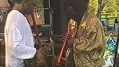 Miles Davis in Pori Jazz 1987
