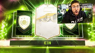 RULEBREAKER PACKS!! ICON IN A PACK!! FIFA 21