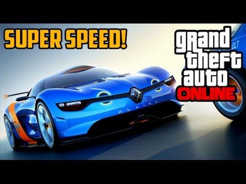 gta 5 online super speed cars glitch best fastest car glitch gta 5 fast car glitch 115 - Super Fast Cars