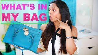 What's in my bag?? | shrutiarjunanand