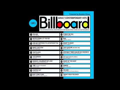 Billboard Top AC Hits - 1983