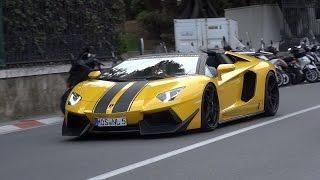 This time I have filmed a crazy Lamborghini Aventador LP900-4 Molto...