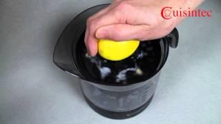 【電動榨汁機】「電動榨汁機」#電動榨汁機,Cuisintec迷你榨...