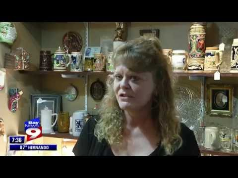 Bay News 9  7-10-16 Army to Antiques in Inverness Florida