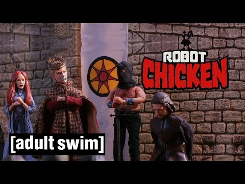 Robot Chicken | The Best Of Game Of Thrones | Adult Swim UK 🇬🇧