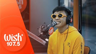 "Arvey performs ""Dalaga"" LIVE on Wish 107.5 Bus"