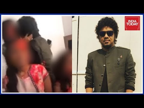 Row After Singer Papon Forcibly Kisses Minor Contestant In Reality Show