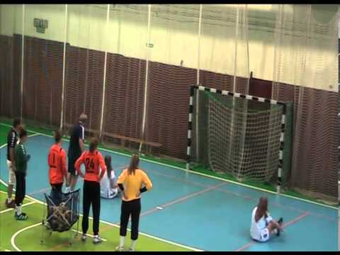Physical Training for Young Female Goalkeepers by Wojciech Nowinski