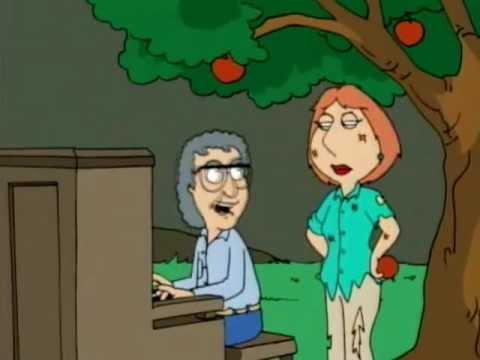 Family Guy  Randy Newman from ep Da Boom