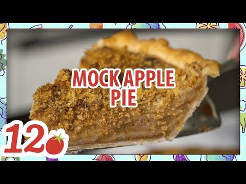 How To Make: Mock Apple Pie