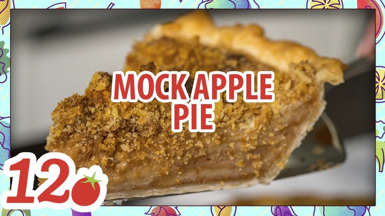 recipe: mock apple pie v [10]