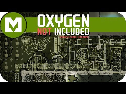 Oxygen Not Included: PERPETUAL ENERGY Part 1 #04 Lets Play Oxygen Not Included AGRICULTURE UPDATE