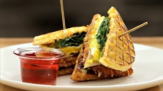 Frankenfood: Rise And Shine