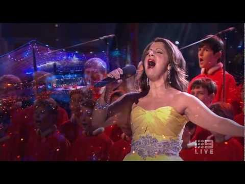 Silvie Paladino - O Holy Night - Carols by Candlelight 2012