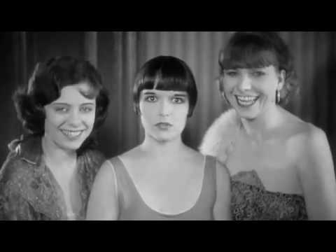 Louise Brooks' training 1929