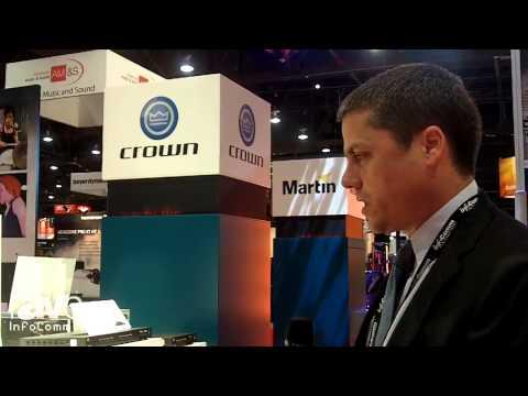 InfoComm 2014: Harman Features Control Contractor 60 Pendant Speaker