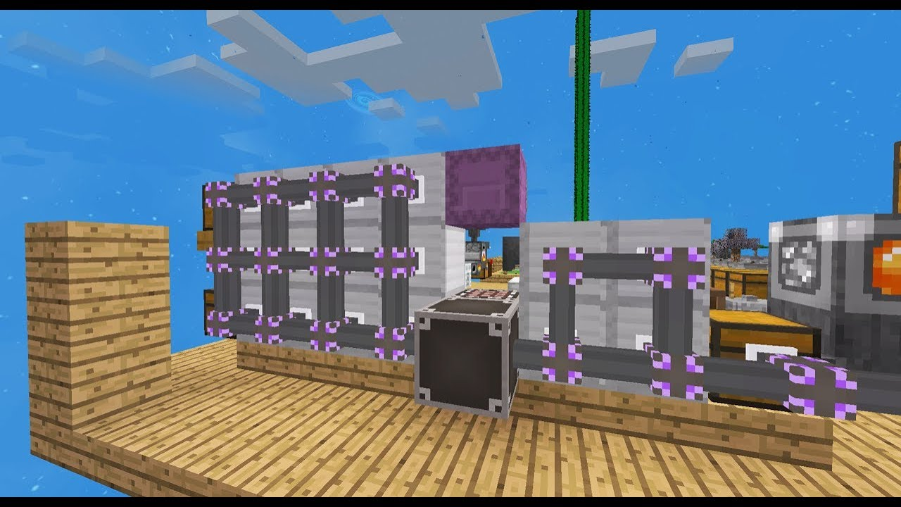 SkyFactory 4 (Day 3) Livestream 22/04/19 - YouTube