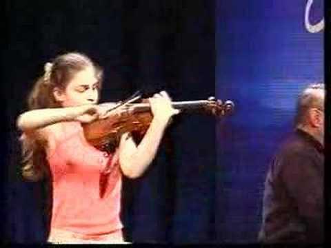 Alexandra Soumm 14 years old