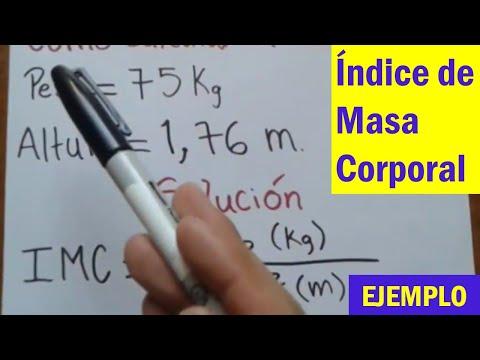 """""""INDICE DE MASA CORPORAL"""" ¿ Como saber si tenemos exeso de peso ?из YouTube · Длительность: 2 мин50 с"""