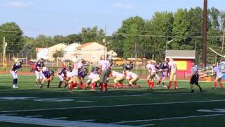 GMC Gridiron Highlights--September 19, 2014--Old Bridge @ Edison--Freshmen Game of the Week