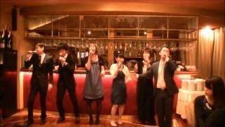 余興で1曲歌った後、仲間でサプライズを仕掛けました。 狙い通り幸せの涙を頂きました。 歌詞間違い多くてすみません。 アカペラアレンジ: 門田顕司.