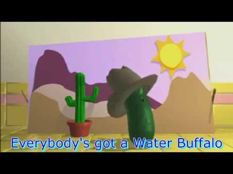 The Water Buffalo Song Remastered Karaoke