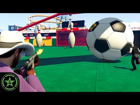 Things to Do In GTA V - Bullet Ball