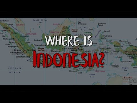 """ICF 2017 Teaser #2 """"Where is Indonesia?"""""""