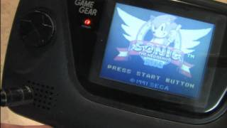 Classic Game Room - SEGA GAME GEAR review