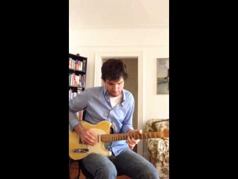 Jon Paul - I Will (Solo Guitar) By The Beatles