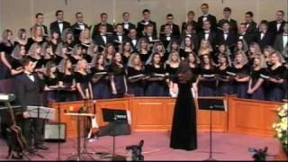 """Here I am to Worship"" - Russian Youth Choir"