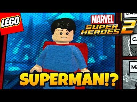LEGO Marvel Super Heroes 2 PT BR - CRIANDO O SUPERMAN (CRIADOR DE PERSONAGENS)