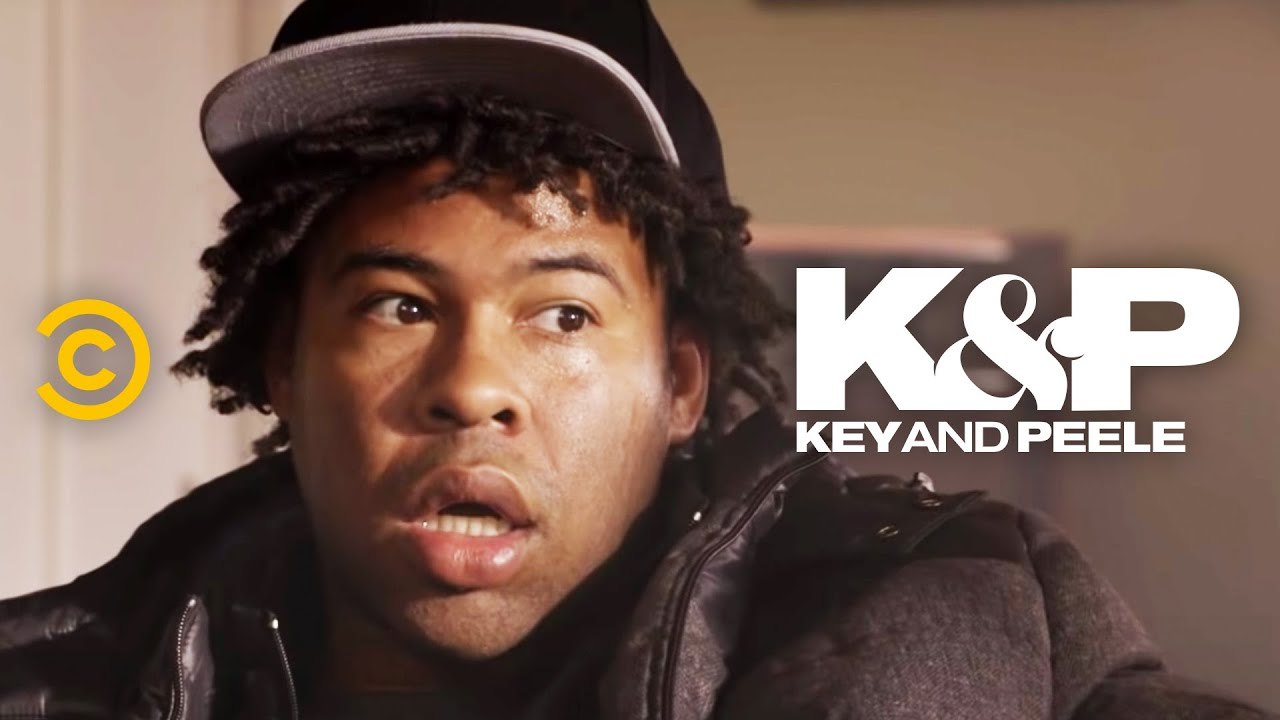 The Weirdest Laugh of All Time - Key & Peele